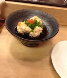 Sushi Oono - Cod milt